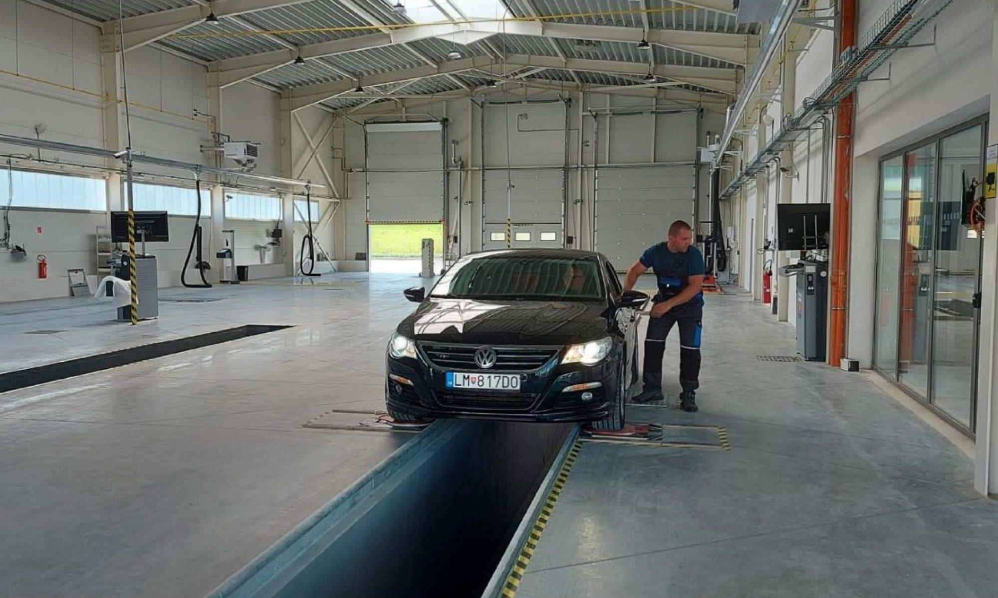 Nová stanica technickej a emisnej kontroly na Liptove